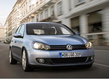 Auto Volkswagen Golf